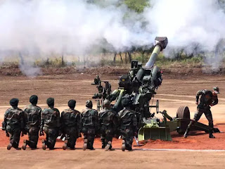 Indian Army conducts annual 'Exercise Topchi' at Deolali Camp near Nashik