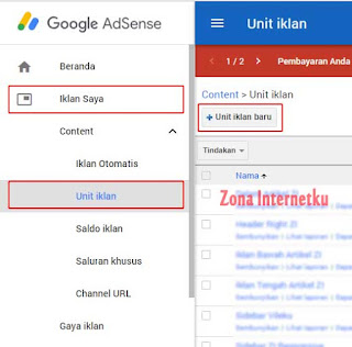 Cara Memasang Iklan Google Adsense Di Blog Dengan Strategis