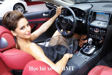 BMT: Học lái xe ô tô