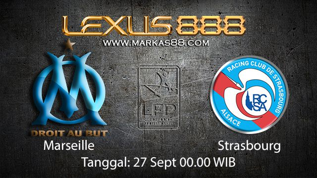 Prediksi Bola Jitu Marseille vs Strasbourg 27 September 2018 ( French Ligue 1 )