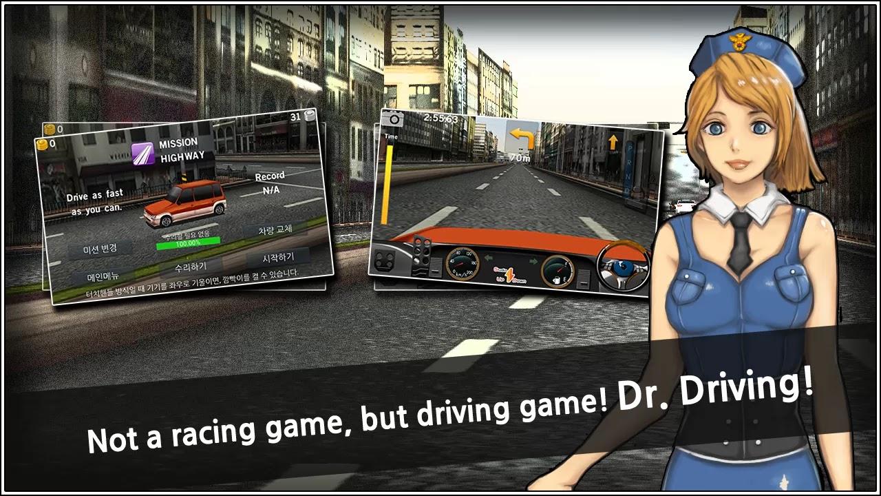 download game apk dr.driving