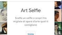 Scopri quale ritratto ci somiglia con Google Art Selfie