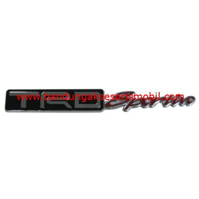 Emblem Logo Grill TRD Sportivo