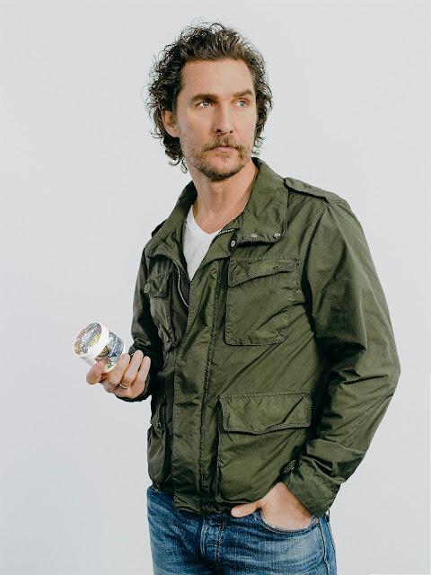 Matthew McConaughey per Kiehl's e Autism Speaks