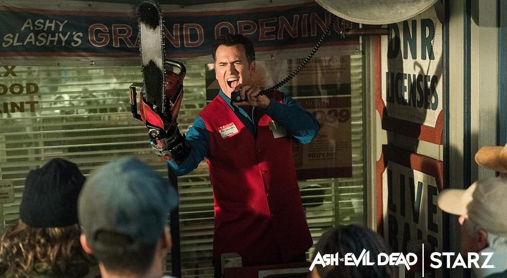 Ash Vs Evil Dead Netflix