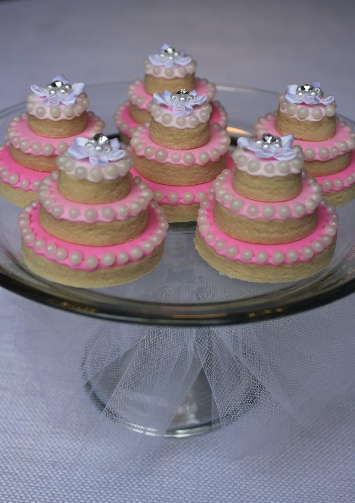 Sugar Bea S Blog Little Girl Birthday Cookies
