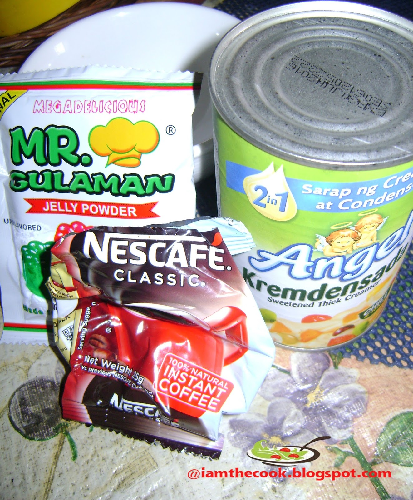 i am the cook!: Coffee Jelly ala Haze (Budget Friendly ...