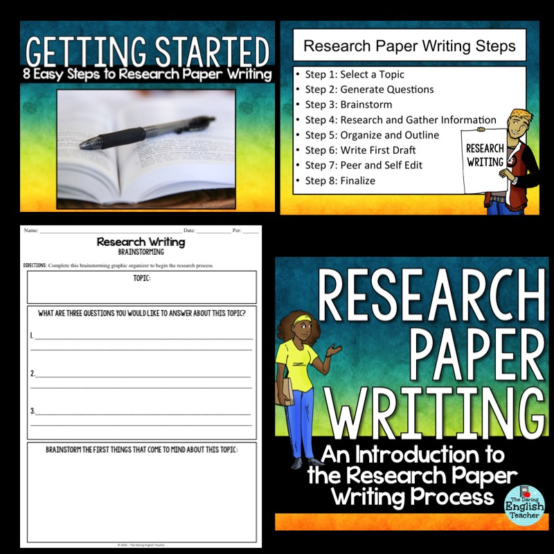 the daring english teacher research paper topics for secondary research paper writing and research paper topics for high school students