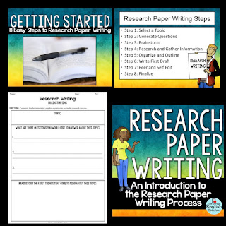 Research paper writing and research paper topics for high school students.