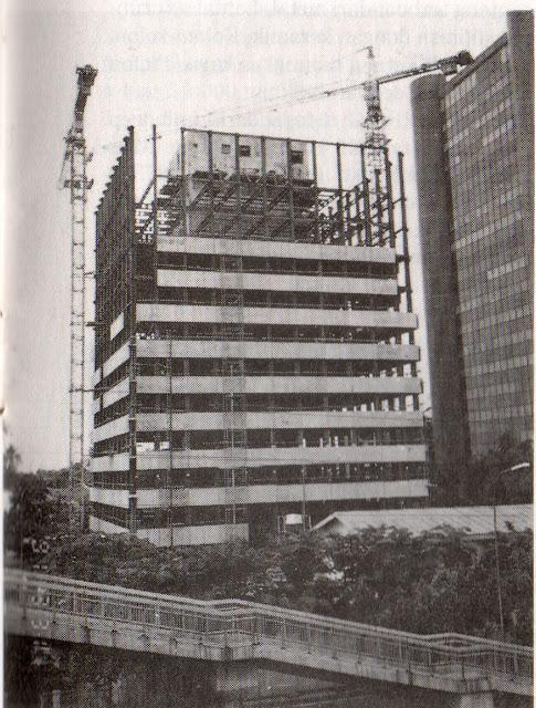 gedung bank subentra graha mitra konstruksi maret 1991