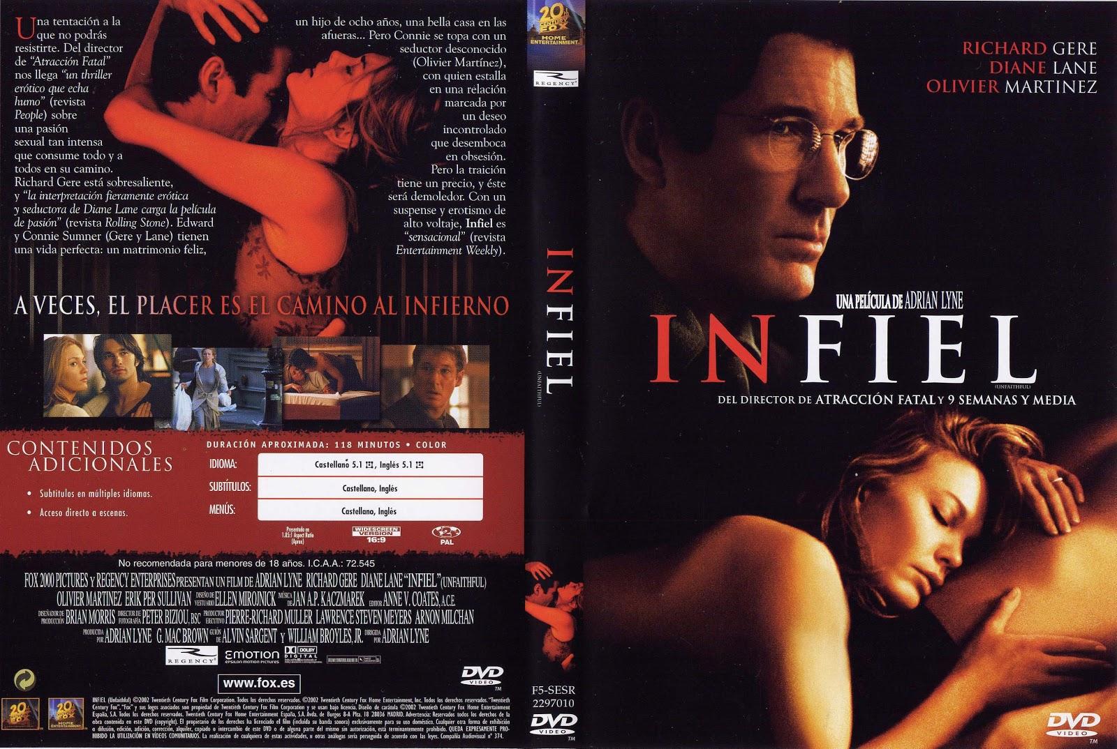 Unfaithful Richard Gere Free Movie