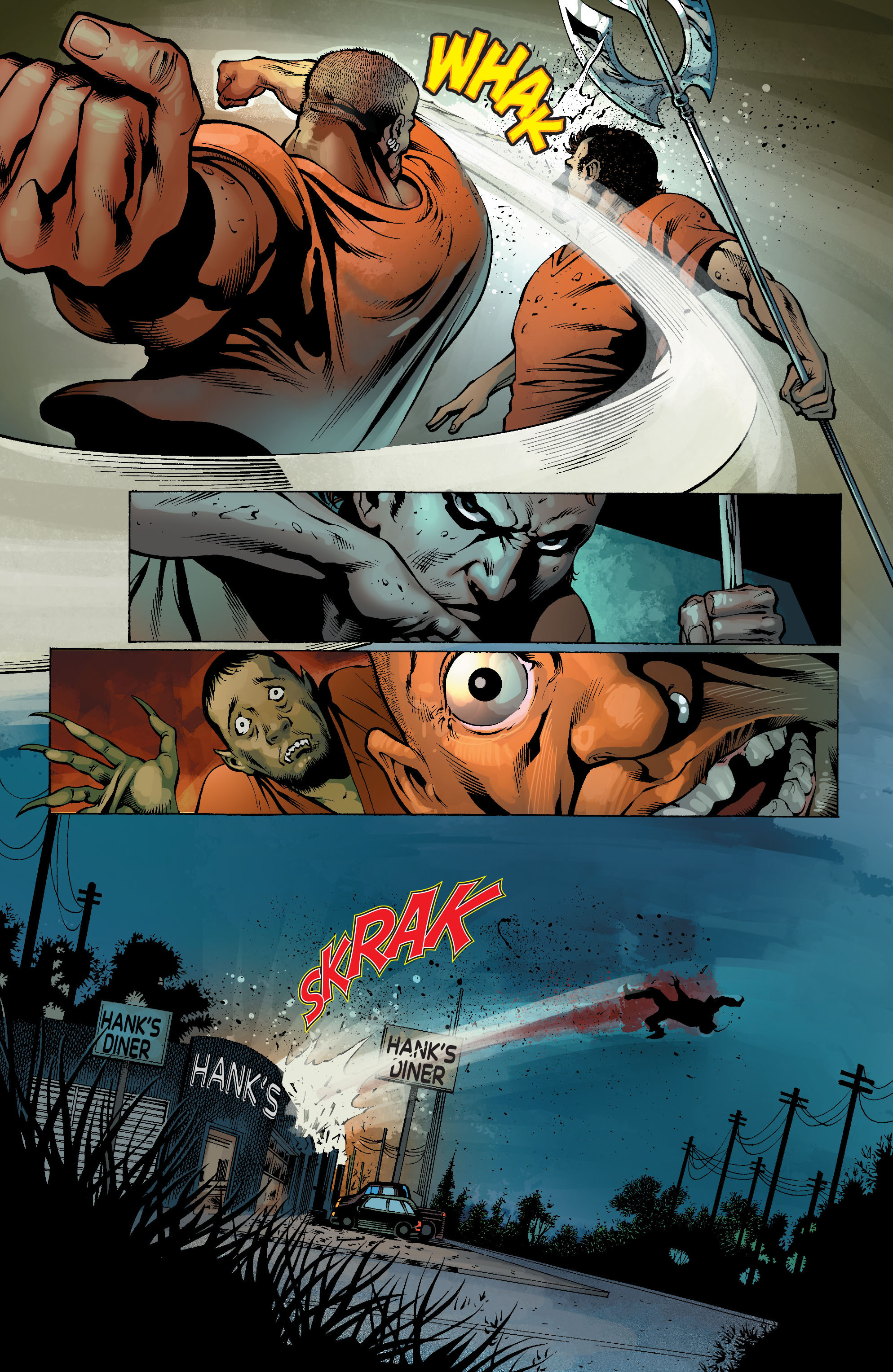 Read online Aquaman (2011) comic -  Issue #23.2 - 14
