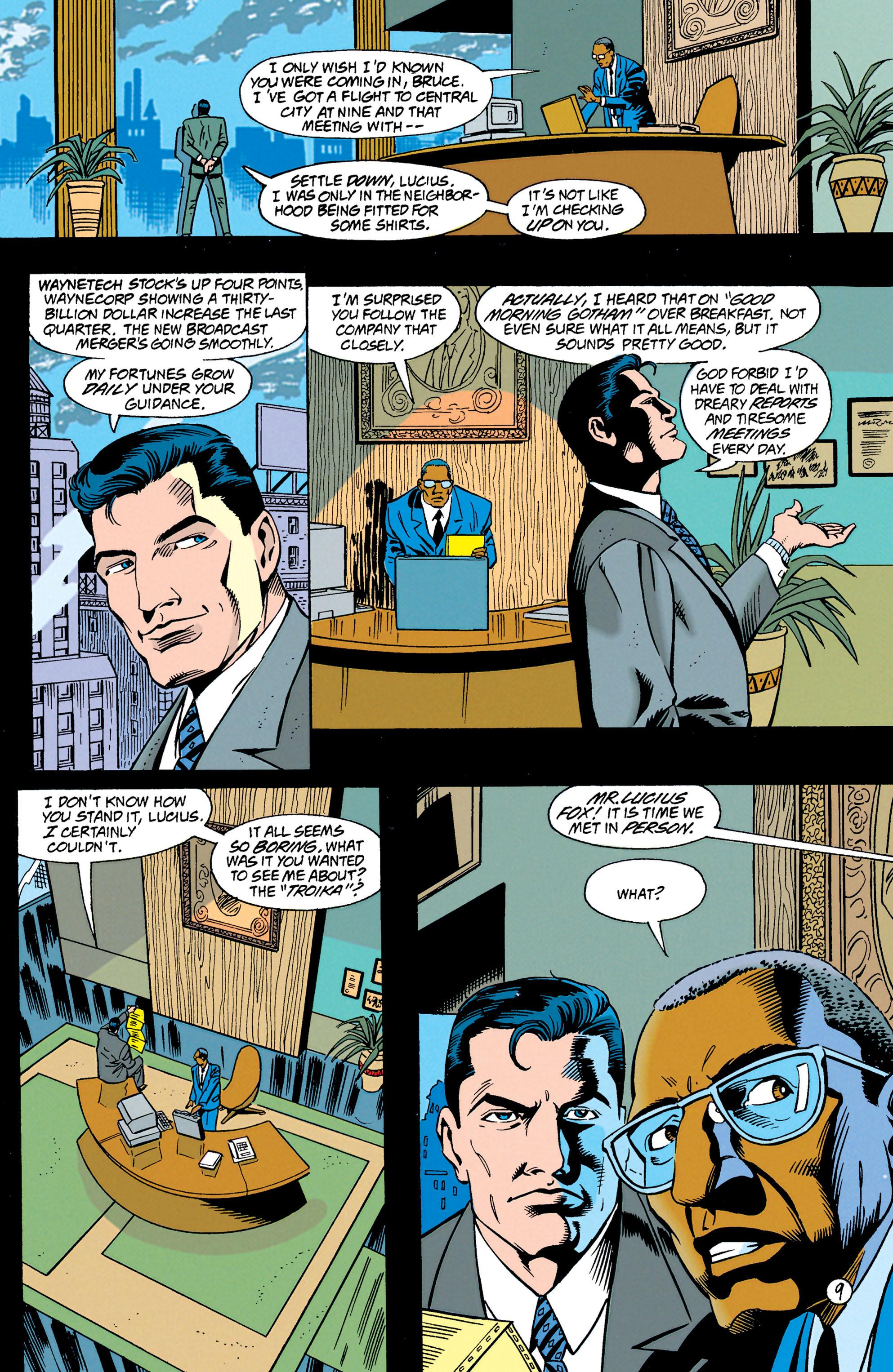 Detective Comics (1937) 682 Page 9
