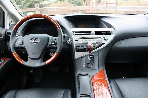 2011 lexus rx 350 specs prices and reviews the automotive area. Black Bedroom Furniture Sets. Home Design Ideas