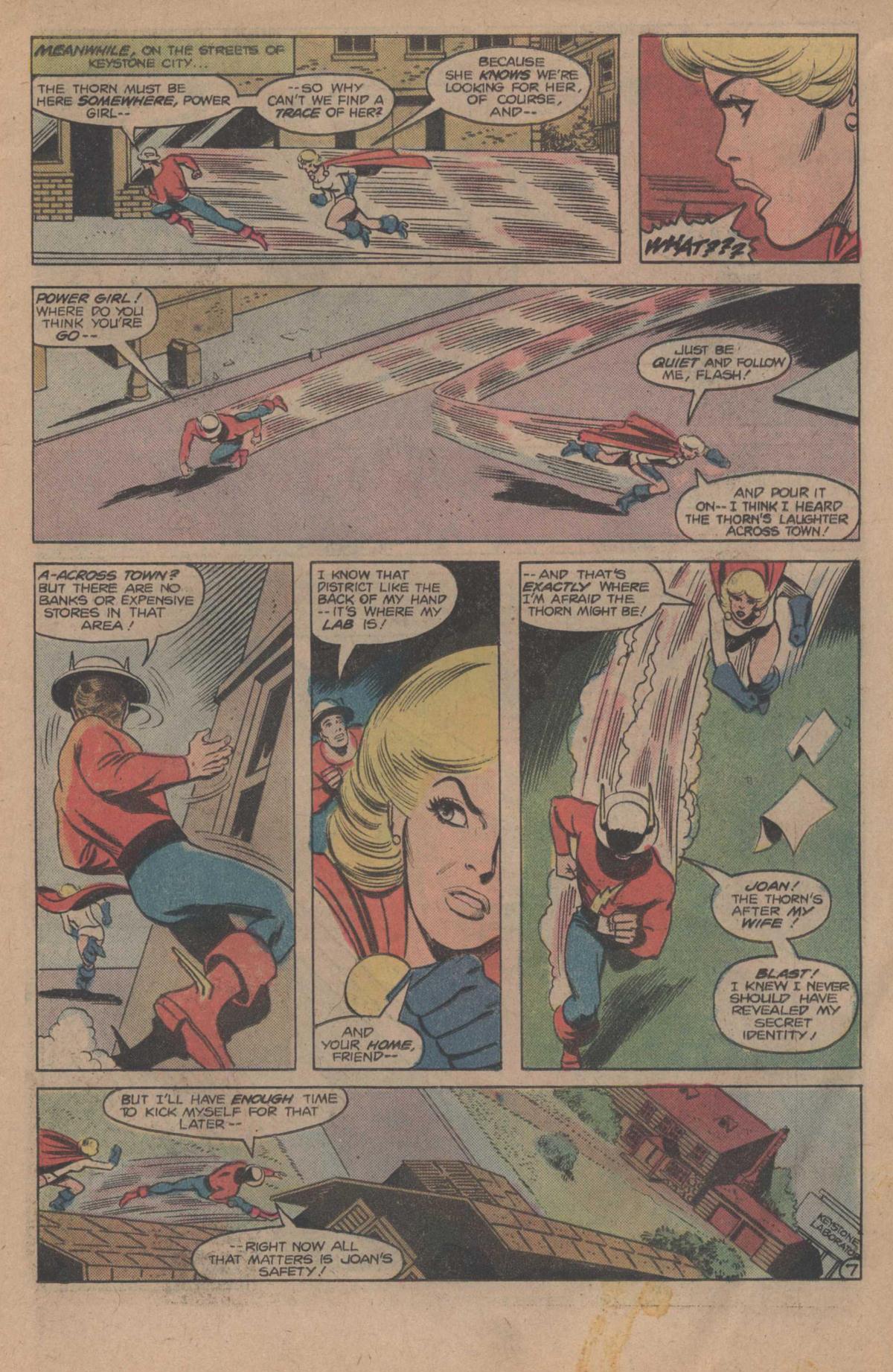 Read online All-Star Comics comic -  Issue #73 - 11