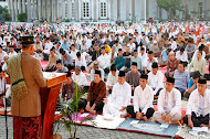 Materi Khotbah Idul Fitri: Bulan Syawal Bulan Perubahan