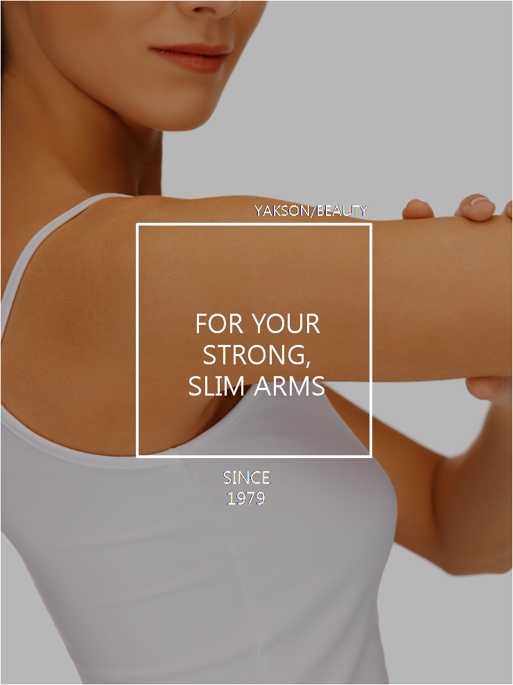 Yakson(약손명가): [YAKSON HOUSE] FOR YOUR STRONG, SLIM ARMS ...