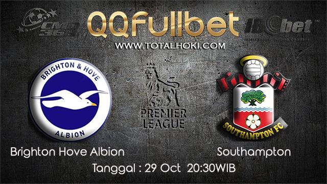 PREDIKSIBOLA - PREDIKSI TARUHAN BOLA BRIGHTON HOVE ALBION VS SOUTHAMPTON 29 OCTOBER 2017 (EPL)