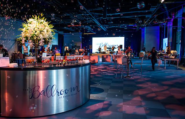 Outdoor Wedding Venues In Houston Tx Bayou Place Ballroom