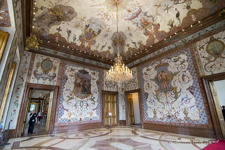 Belvedere Inferior - Viena por El Guisante Verde Project