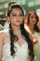 Meghana Gaur in a Deep Neck Sleeveless White Gown at IIFA Utsavam Awards 036.JPG