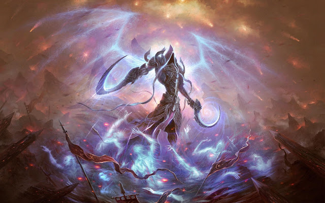 Papel de parede Malthael Reaper of Souls para PC, Notebook, iPhone, Android e Tablet.