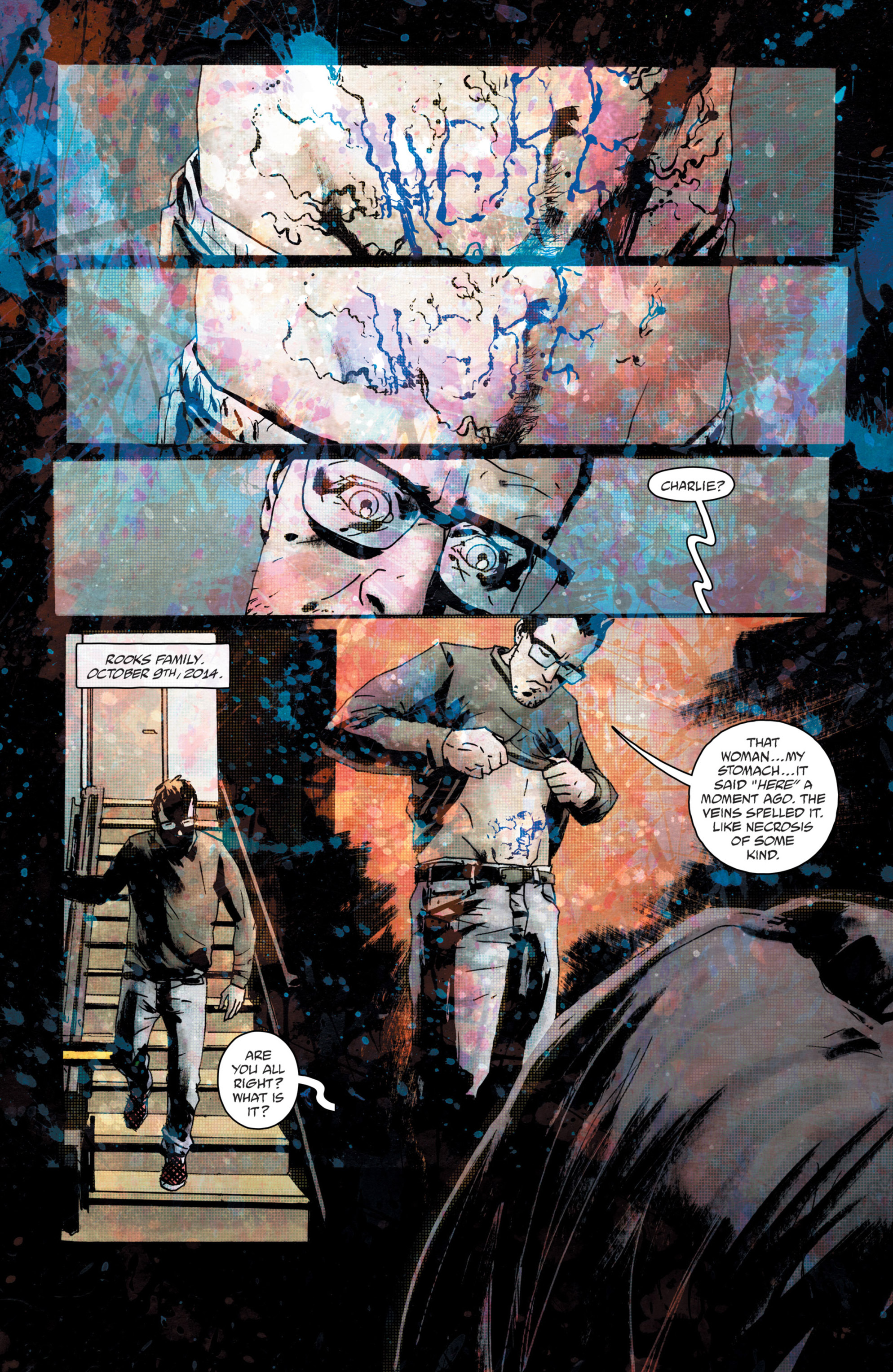 Read online Wytches comic -  Issue #4 - 4