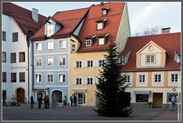 Füssen Baviera (Alemania)