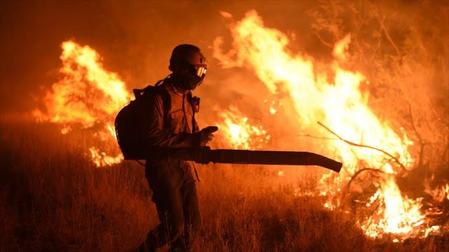 Incendios en Argentina han arrasado 600.000 hectáreas