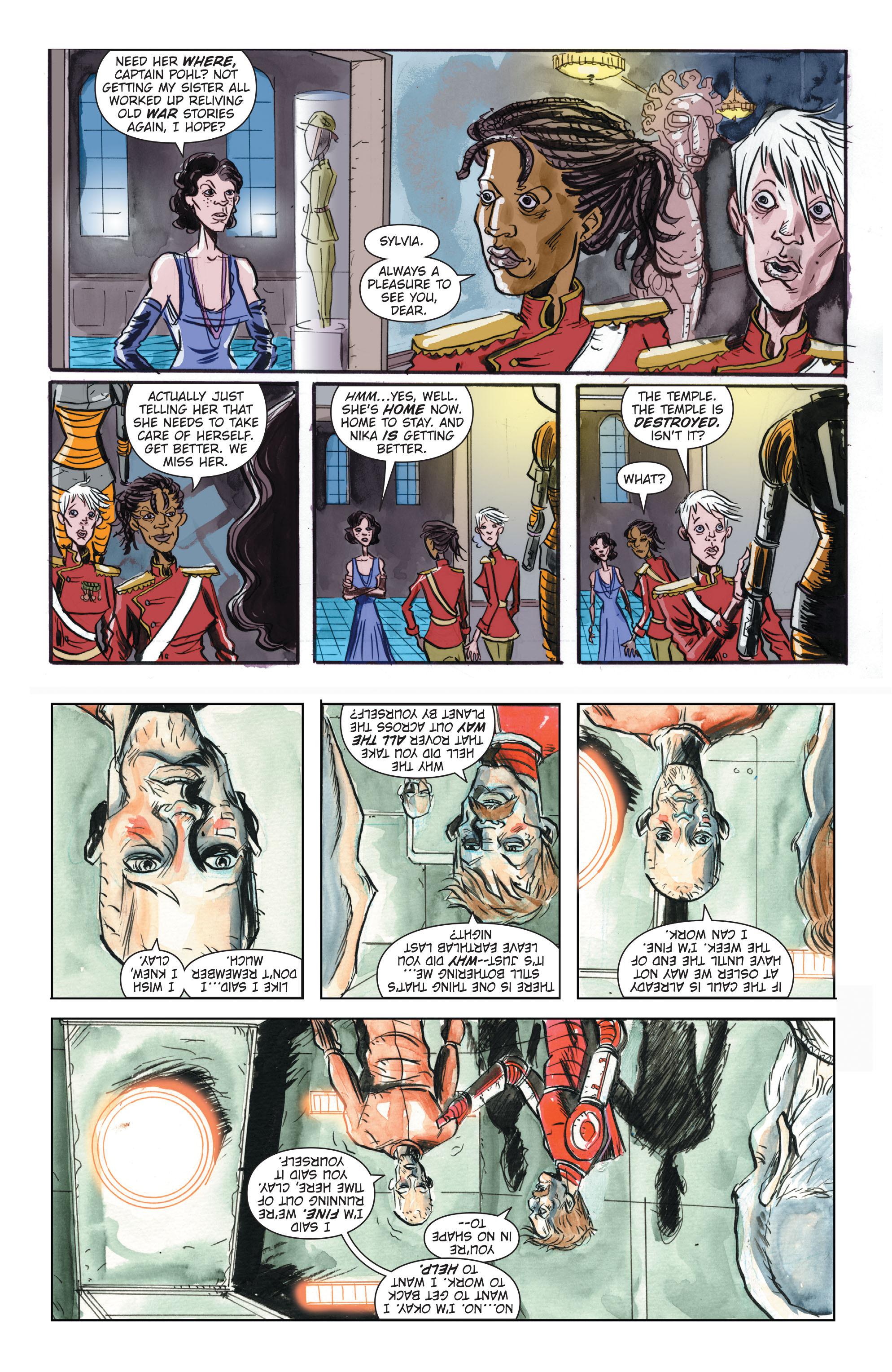 Read online Trillium comic -  Issue # TPB - 113