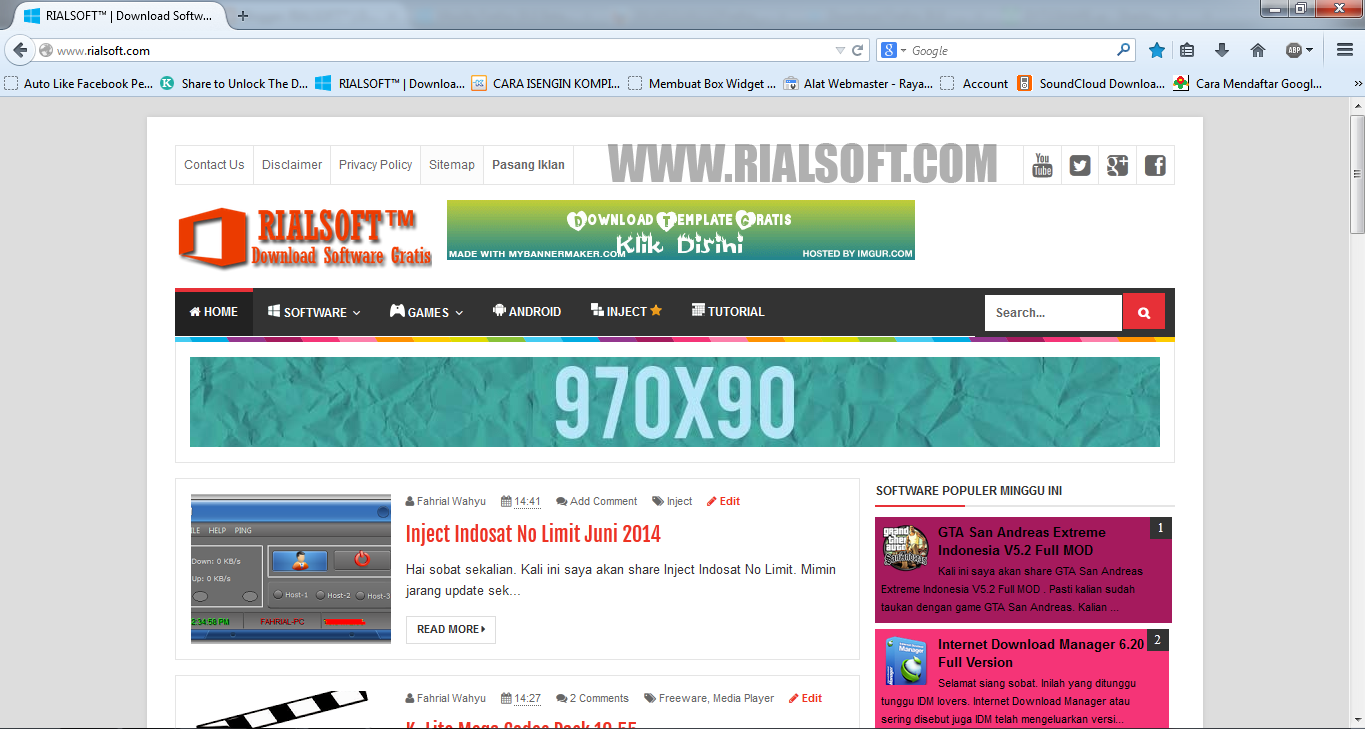 Mozilla Firefox 30.0 Final Full Version
