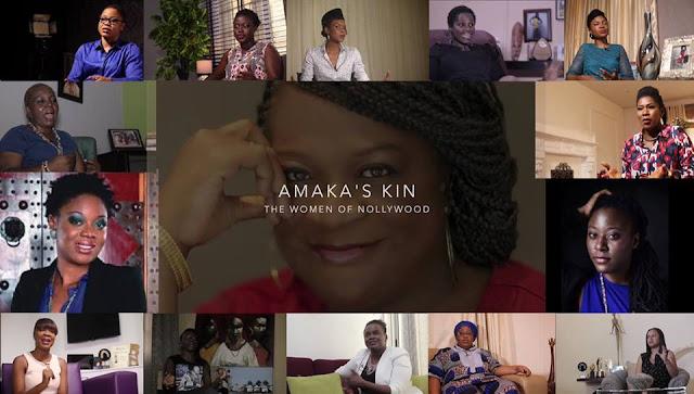 AMAKA'S KIN The Women of Nollywood