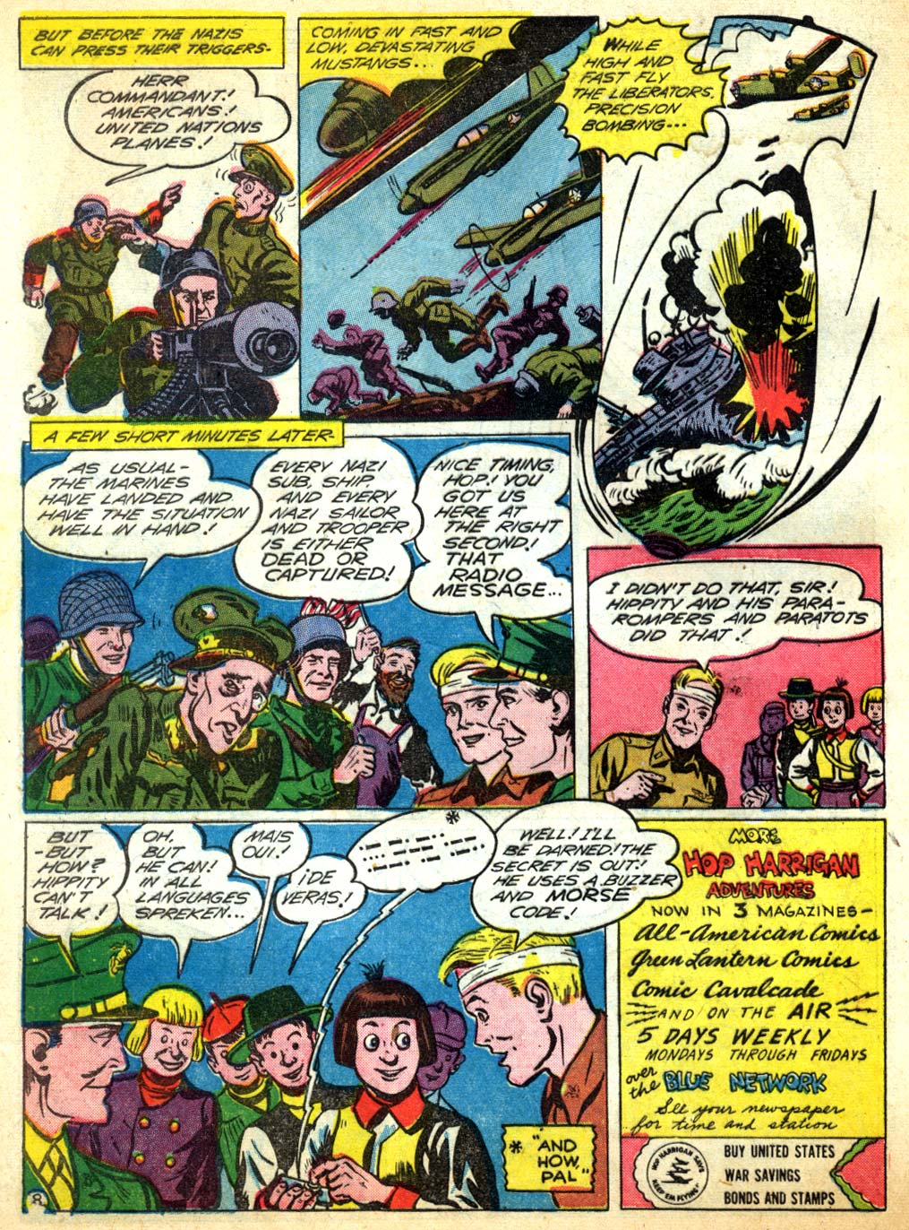 Read online All-American Comics (1939) comic -  Issue #54 - 56