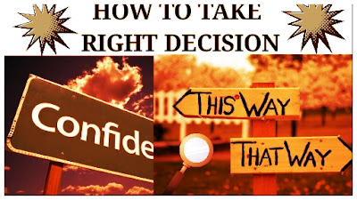 How To Take Right Decision - Decision Making Skill In Hindi