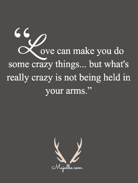 Love Is Crazy Love Quotes