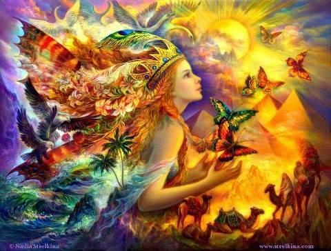 Wendy Murphy - Spiritual Energy Mentor: Ascension energy