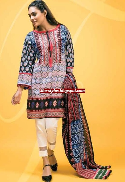 Gul Ahmed Winter Collection 2016 2017 Vol 1 Catalog