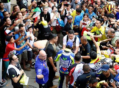 Rossi, Bagaimana Rasanya Kembali Gagal Juara Dunia?