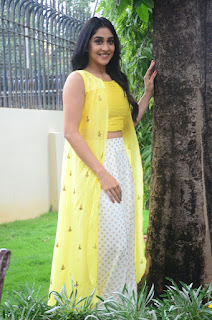 regina at jyo achyutananda success meet