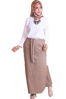 Gambar Rok Celana Rocella Khaky