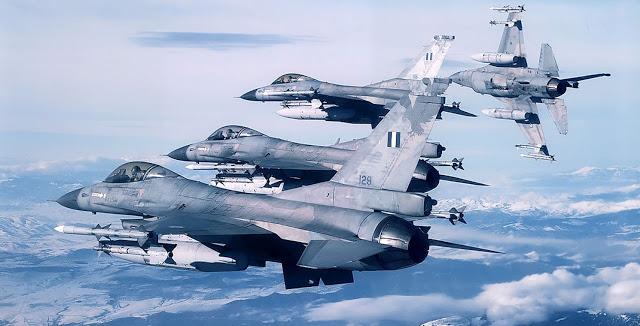 Πού βρίσκεται το θέμα της πώλησης των αεροσκαφών F-16 Block 30;