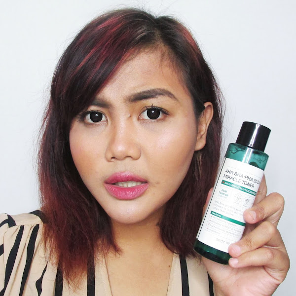 Some By Mi 30 Days Miracle Toner AHA/BHA?PHA Aman Untuk Kulit Sensitif?