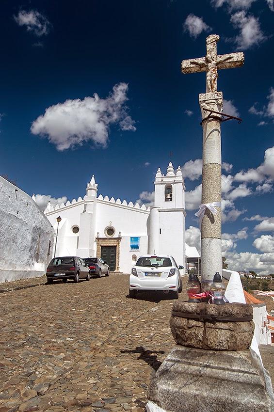 Igreja Matriz de Mertola.
