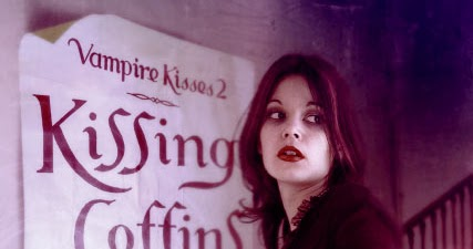 vampire kisses book