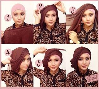 Trend Hijab Turban 2016