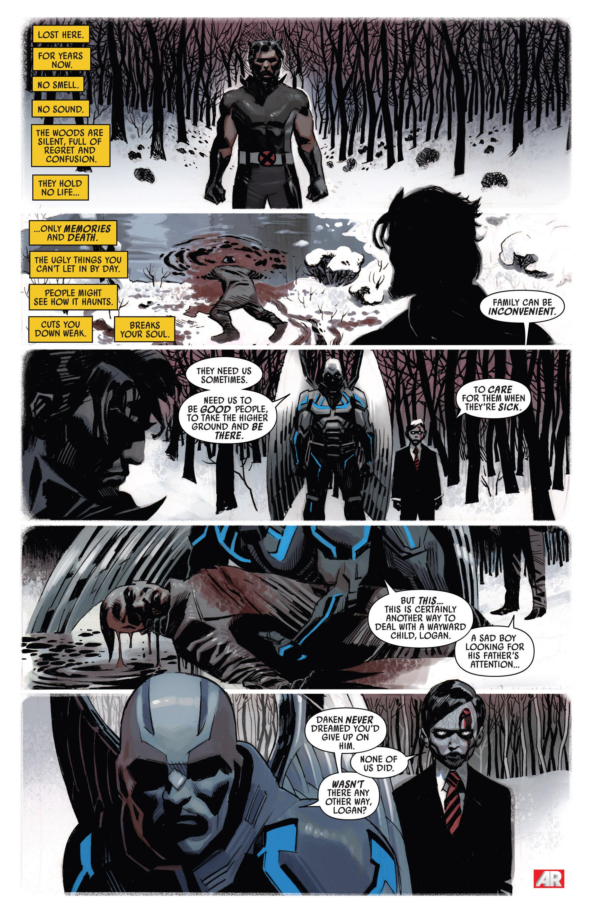 Read online Uncanny Avengers (2012) comic -  Issue #9 - 3