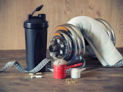 ¿Porqué consumir suplementos deportivos?