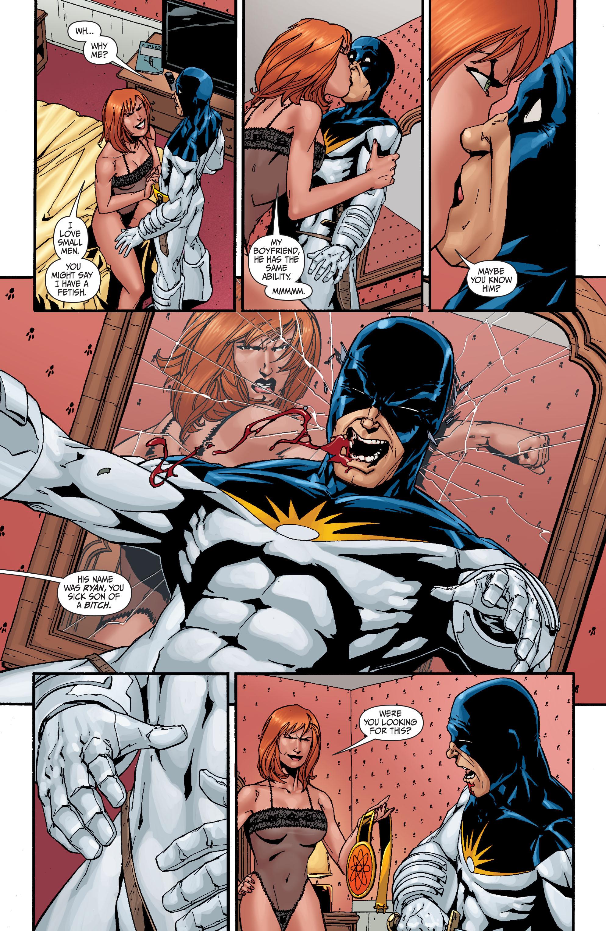 Read online Secret Six (2008) comic -  Issue #28 - 21