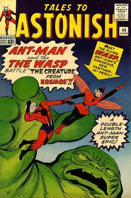 Tales to Astonish #44, Ant-Man and the Wasp