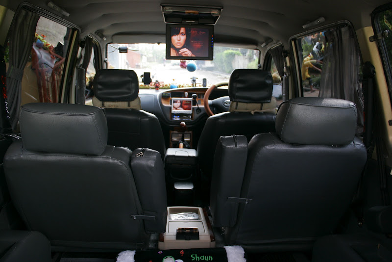 MODIFIKASI INTERIOR KIJANG KAPSUL STANDAR title=